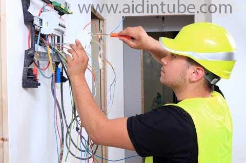 برقکاری ساختمان